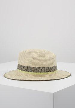 Esprit - CLRBLOCKPANAHAT - Hatt - cream beige