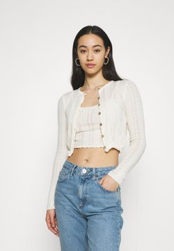 BDG Urban Outfitters - TWIN SET - Gilet - cream
