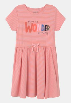 Staccato - KID - Jerseykleid - coral