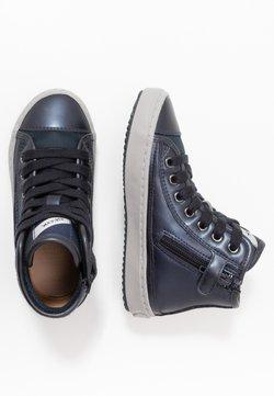 Geox - KALISPERA GIRL - Sneakers hoog - navy