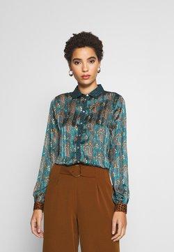 Esqualo - BLOUSE PAISLEY LEAVE PRINT - Bluse - multi-coloured