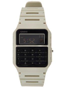 Casio - CA-53WF DIGITAL VINTAGE - Montre à affichage digital - off-white