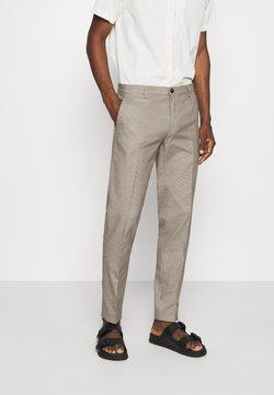 Tommy Hilfiger Tailored - Broek - brown