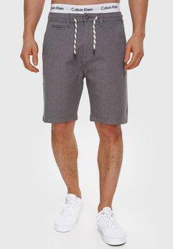 INDICODE JEANS - STEPHENSON - Shorts - pewter
