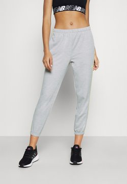 New Balance - RELENTLESS JOGGER - Jogginghose - athletic grey
