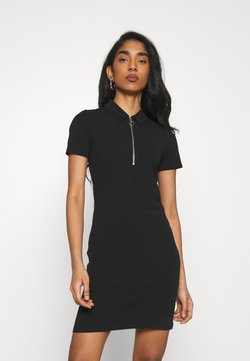 ONLY - ONLEMMA DRESS - Trikoomekko - black