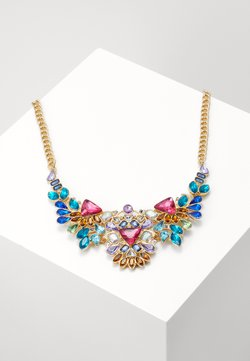 Pieces - PCABBY NECKLACE - Necklace - gold-coloured/multi