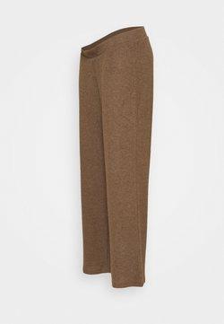 Pieces Maternity - PCMHERMIONE PANTS - Pantalones - taupe