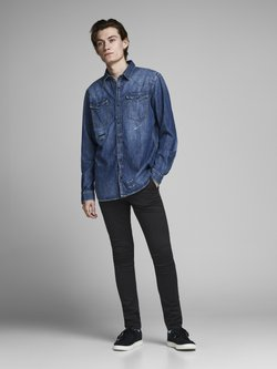 Jack & Jones - JACK & JONES - Chinot - black