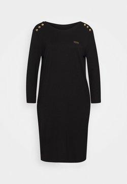 Barbour International - CADWELL DRESS - Sukienka z dżerseju - black