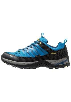 CMP - RIGEL LOW TREKKING SHOES WP - Hikingschuh - indigo/marine