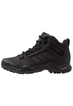 adidas Performance - TERREX AX3 MID GORE-TEX - Hikingschuh - clear black/carbon