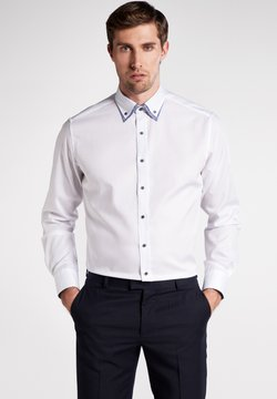 Eterna - ETERNA LANGARM HEMD  - Businesshemd - white