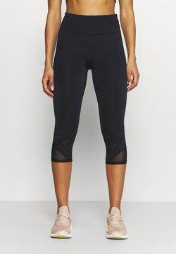 Etam - DANAH CAPRI - Tights - noir