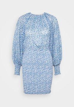 CMEO COLLECTIVE - PARITY DRESS - Freizeitkleid - ivory blue