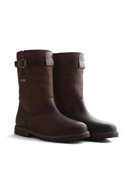 Travelin - NORTH CAPE - Snowboot/Winterstiefel - dark brown