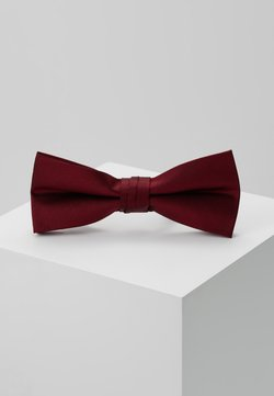 Calvin Klein - SOLID BOWTIE - Noeud papillon - red