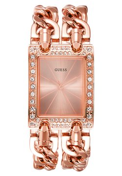 Guess - LADIES TREND - Watch - rosegold-coloured