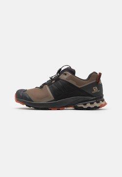 Salomon - XA WILD - Zapatillas de trail running - bungee cord/phantom/burnt brick