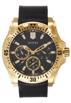 Guess - MENS SPORT - Montre - black/gold-coloured