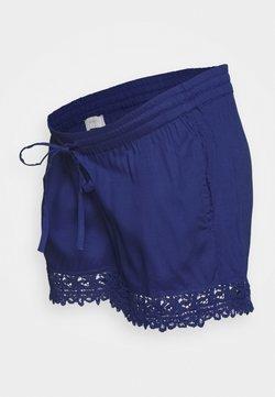 MAMALICIOUS - MLREBEKKA - Shorts - mazarine blue
