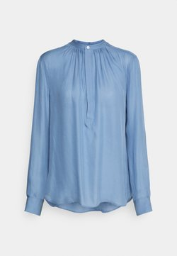 Polo Ralph Lauren - IDA LONG SLEEVE - Bluse - lake blue