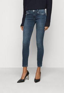 True Religion - HALLE DEEP - Jeans Skinny Fit - blue
