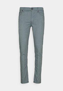 Denim Project - STRIPE - Jeans Slim Fit - blue
