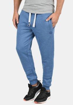 Solid - JOGGINGHOSE BENN PANT - Jogginghose - blue