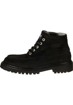 Tommy Jeans - ARCHIE - Schnürstiefelette - black