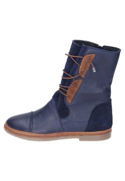 Manitu - Ankle Boot - navy