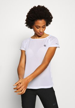 Dare 2B - DEFY TEE - T-Shirt basic - white