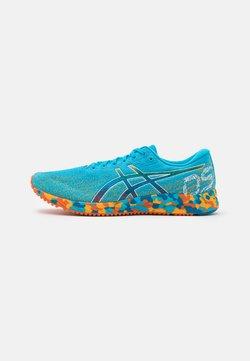 ASICS - GEL DS TRAINER 26 NOOSA - Zapatillas de competición - digital aqua/marigold orange