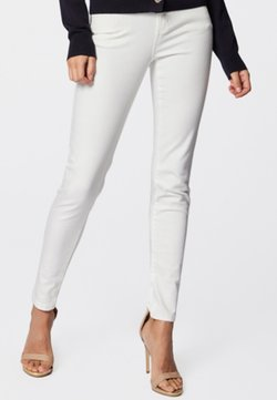 Morgan - PETRA.N - Slim fit jeans - off-white