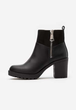 ONLY SHOES - ONLBARBARA ZIP - Ankle Boot - black