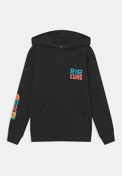 Rip Curl - OCEANZ HOOD BOYS - Sweatshirt - black