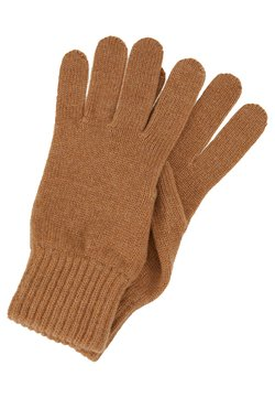 Johnstons of Elgin - CASHMERE GLOVES - Fingerhandschuh - camel