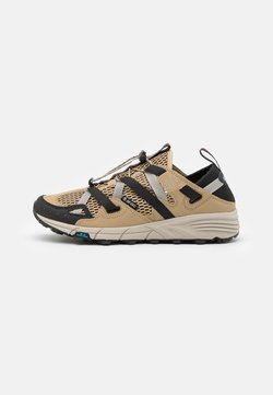 Hi-Tec - V-LITE RAPID - Hiking shoes - desert/tan/black