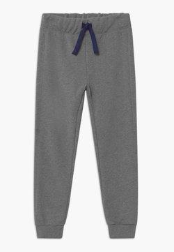 Benetton - BASIC BOY - Verryttelyhousut - dark grey