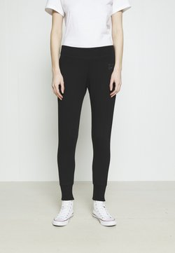Converse - PANT CLASSIC HIGH - Jogginghose - black