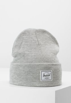 Herschel - ELMER  BEANIE - Pipo - heathered light grey