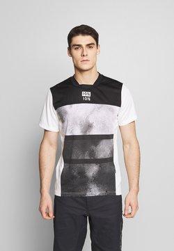 ION - TEE SCRUB - T-Shirt print - peak white