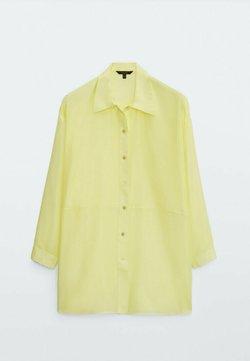 Massimo Dutti - Camicia - yellow
