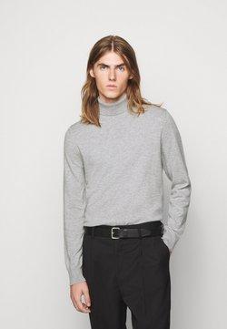 Filippa K - ROLLER NECK - Pullover - grey melange