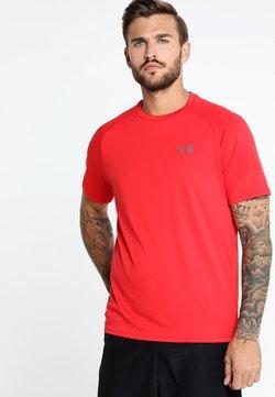 Under Armour - Funktionsshirt - red/graphite