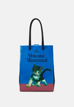 Vivienne Westwood - SLOANE - Shopping bag - blue