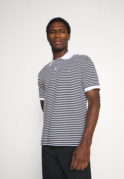 Lacoste - Poloshirt - white/navy blue