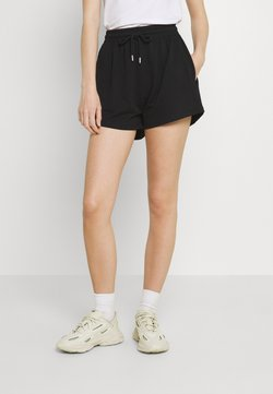 Nly by Nelly - THROUGH THE SUMMER  - Shorts - black