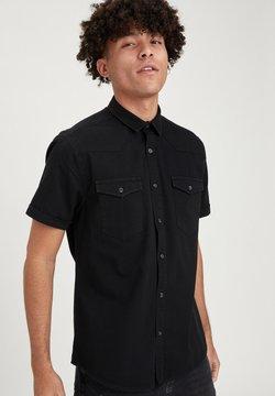 DeFacto - Camisa - black
