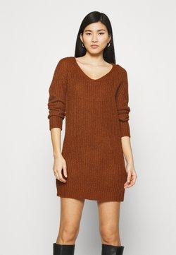 Anna Field - Vestido de punto - brown